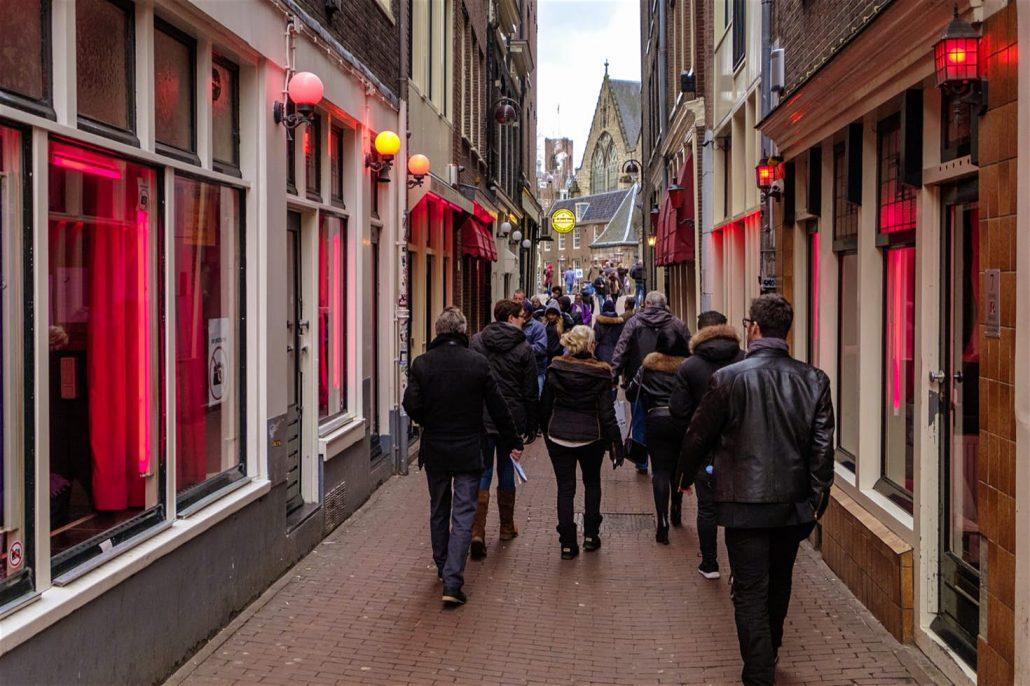 amsterdam stopover